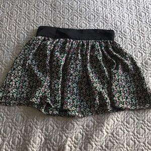 Loop Flower Skirt